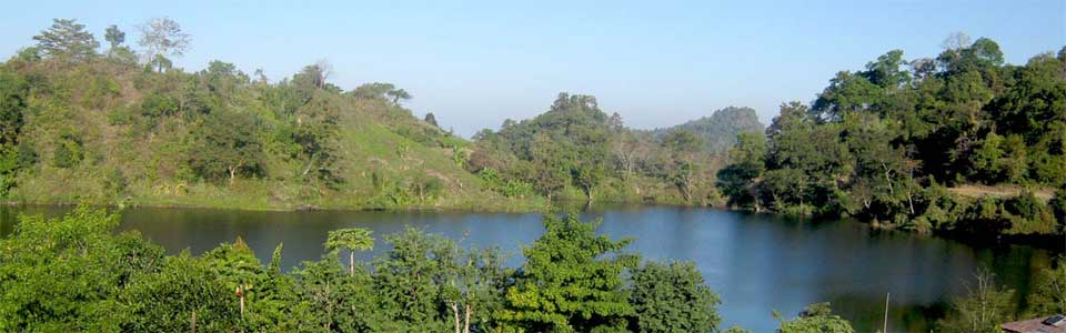 Bandarban Boga Lake