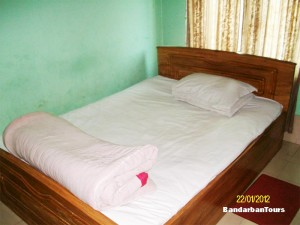hotel 4 star bed room bandarban bangladesh