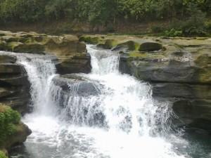 nafakhum falls at bandarban