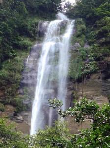 baklai falls bandarban