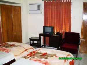 Bandarban AC Bed Room