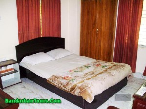 Bed Room in Hotel Plaza Bandarban