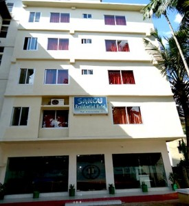 hotel sangu