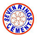 seven rings cement logo