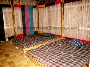 Bed Room of Girichaya Garden Resort