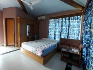 Green Peak Resort Bed Room
