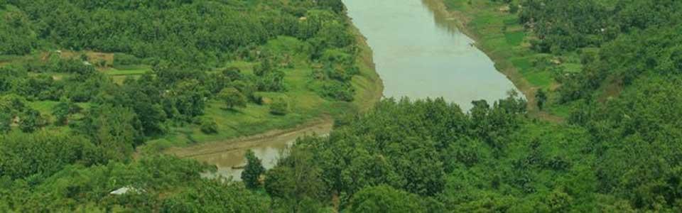 sangu river