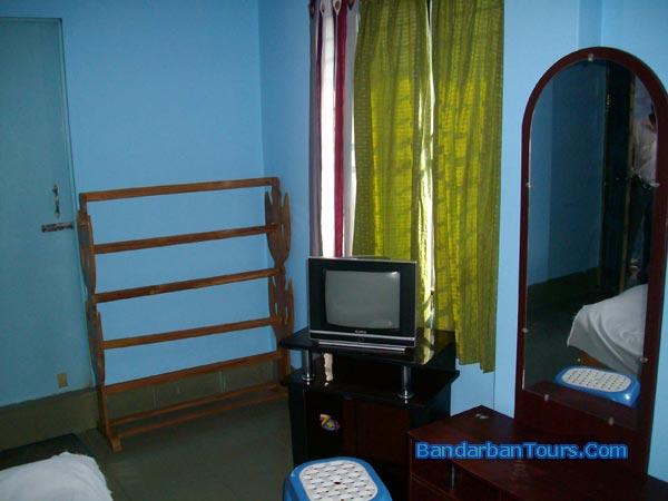 Hotel Purbani, Bandarban