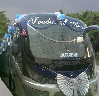 Saudia Bus